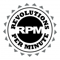 Logo of Revolutions Per Minute