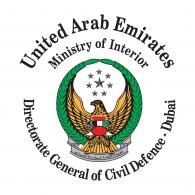 Logo of Dubai Civil Defence