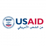 Logo of USAID Arabic