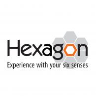 Logo of Hexagon