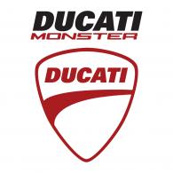 Logo of Ducati Monster