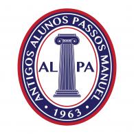 Logo of ALPA Núcleo Antigos Alunos Passos Manuel