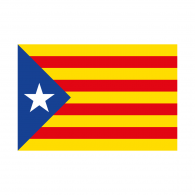 Logo of Cataluña Flag