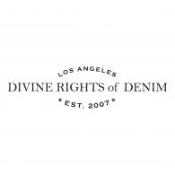 Logo of Divine Rights of Denim