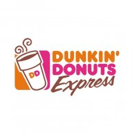 Logo of Dunkin Donuts Express