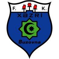 Logo of FK Xəzri Buzovna