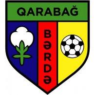 Logo of FK Qarabağ Bərdə (late 90's logo)
