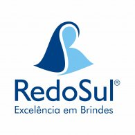 Logo of Redosul Brindes Vertical