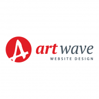 Logo of Art Wave Web Design
