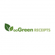Logo of MyCryptoPay Go Green Receipts