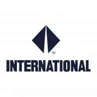 Logo of International