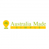 Logo of Australia Made Simple