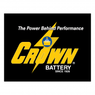 crown battery deep cycle brands of the world download vector logos and logotypes crown battery deep cycle brands of