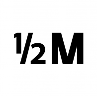 Logo of 1/2M cafe