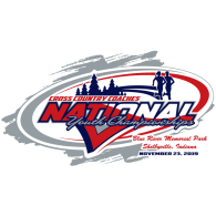 Logo of Cross Country Coaches - National Youth Championships
