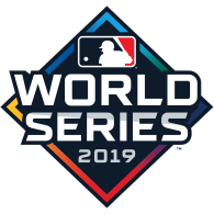 Logo of world series 2019