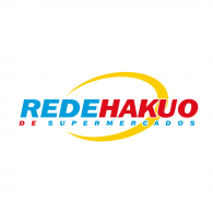 Logo of Rede Hakuo Supermercados
