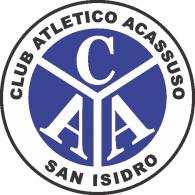 Logo of Club Atlético Acassuso de Boulogne Buenos Aires 2019