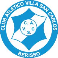Logo of Club Atlético Villa San Carlos de Berisso  Buenos Aires 2019