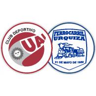 Logo of Club Deportivo Universidad Abierta Interamericana Ferrocarril Urquiza de Villa Linch Buenos Aires 2019