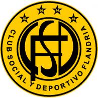Logo of Club Social y Deportivo Flandria de Jaurégui Buenos Aires 2019