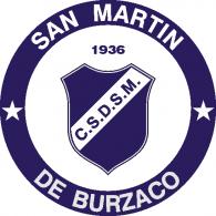 Logo of Club Social y Deportivo San Martín de Burzaco Buenos Aires 2019