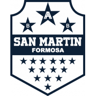 Logo of Club Sportivo General San Martín de Formosa 2019