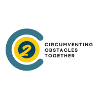 Logo of Circumventing Obstacles Together (CO2)