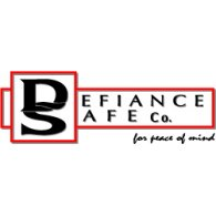 Logo of Defiance Safe Logo