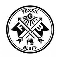 Logo of Fossil Bluff