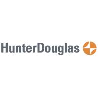 Logo of Hunter Douglas