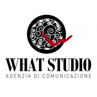 Logo of What Studio Communication Logo