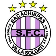 Logo of Sacachispas Fútbol Club de Villa Soldati Ciudad Autónoma de Buenos Aires 2019