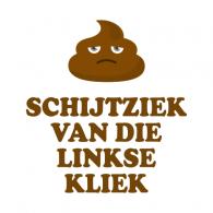 Logo of Schijtziek van Linkse Kliek fullcolour