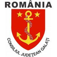 Logo of sigla Consiliului Judetean Galati