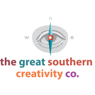 Logo of the great southern creativity company