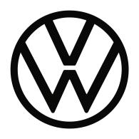 Logo of Volkswagen 2019
