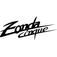 Logo of Pagani Zonda Cinque