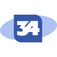 Logo of 34 channel