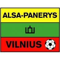 Logo of FK Alsa-Panerys Vilnius (late 90's logo)