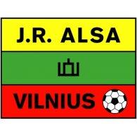 Logo of JR Alsa Vilnius (mid 90's logo)