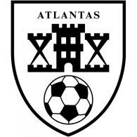 Logo of FK Atlantas Klaipeda (mid 90's logo)