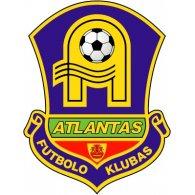 Logo of FK Atlantas Klaipeda (early 00's logo)