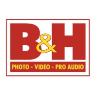 Logo of B&H Photo Video
