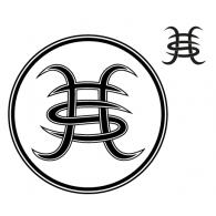 Logo of Héroes del Silencio trazo fino
