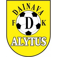 Logo of FK Dainava Alytus (late 90's logo)