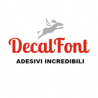 Logo of DECALFONT