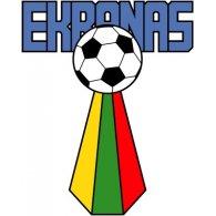 Logo of FK Ekranas Panavezys (early 90's logo)
