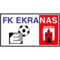 Logo of FK Ekranas Panavezys (late 90's logo)