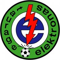 Logo of FK Elektronas Taurage (early 90's logo)